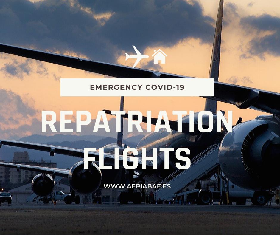 REPATRIATION FLIGHTS