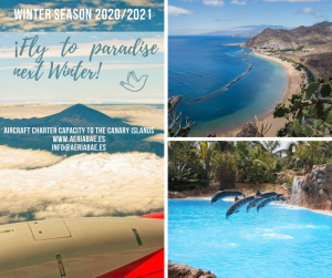 Fly to the Canary Islands next winter